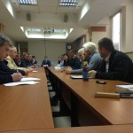"""There was held a meeting with representatives from sector """"Fisheries"""""""