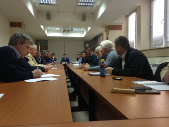 """Проведе се работна среща с представители на сектор """"Рибарство"""""""
